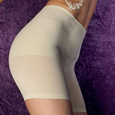 曼黛瑪璉-魔女 輕機能 修飾褲(鵝黃)