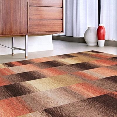 范登伯格 - 雪菲爾 進口地毯- (橘褐色) (大款-150x200cm)