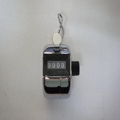 聖岡 <b>0</b>-9999機械式計數器 GM-99A~高質感鐵殼/<b>1</b>組<b>2</b>個