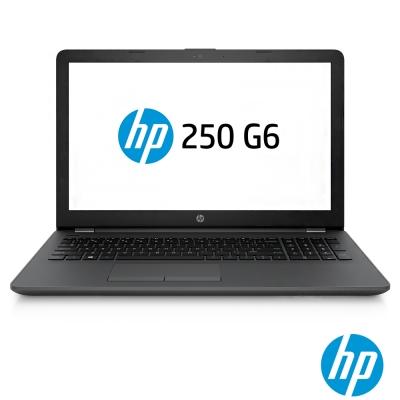 HP 250G6 15吋商用筆電(Celeron N3060/4G/500GB)