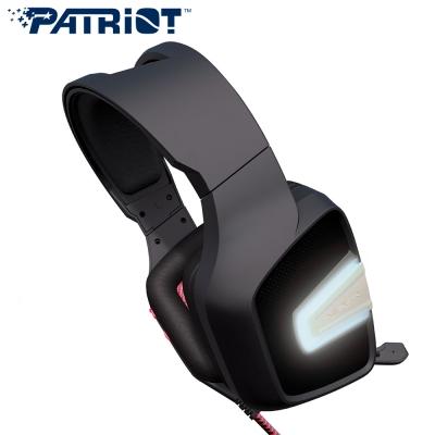 Patriot博帝 九界蛇妖 Viper V370 7.1聲道 RGB 電競耳機