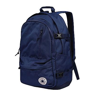 CONVERSE-後背包10007784-A02-藏青藍