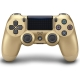 PS4 原廠無線控制器 金色(CUH-ZCT