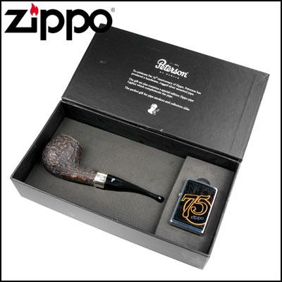 【ZIPPO】美系~75週年紀念-Peterson煙斗禮盒組