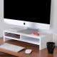 BuyJM低甲醛白馬鞍皮雙層桌上置物架/螢幕架-DIY product thumbnail 1