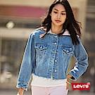 牛仔外套 女裝 不收邊設計 - Levis