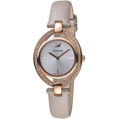 施華洛世奇SWAROVSKI Stella嫵媚流線時尚腕錶(5376830)