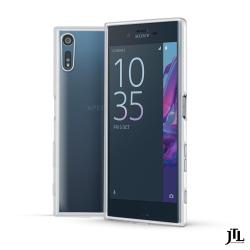 JTL SONY Xperia XZ 防震圈保護殼 - 透明