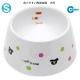 Marukan 加高型 陶瓷狗食碗 S號 DP-247 product thumbnail 1