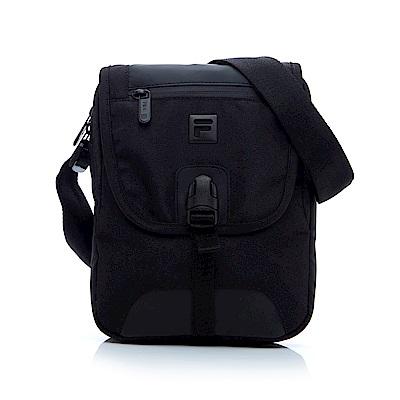 FILA 小型斜肩背包-黑 BMS-1504-BK