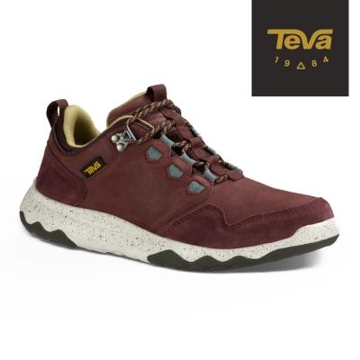 TEVA 美國-男 ARROWOOD 輕羽多功能水陸兩用鞋 (咖啡紅)