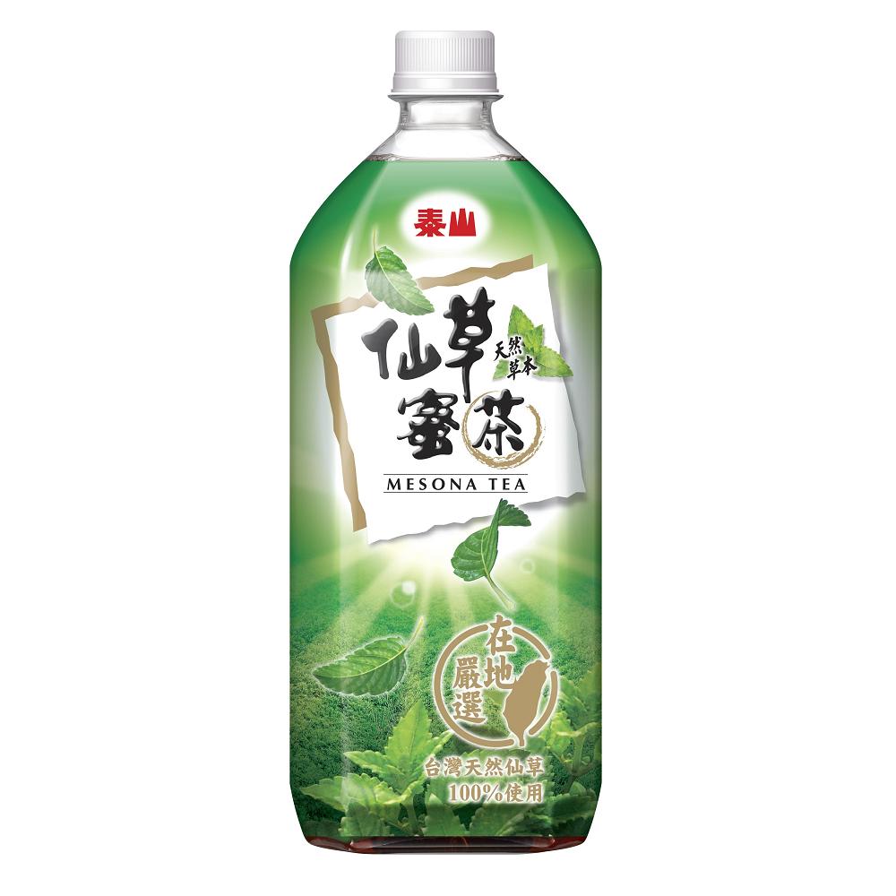 泰山 仙草蜜茶(975mlx12入)