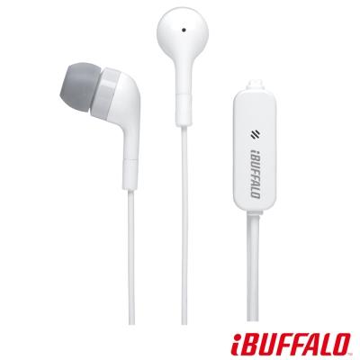 BUFFALO 02系列 U型智慧型手機專用耳麥