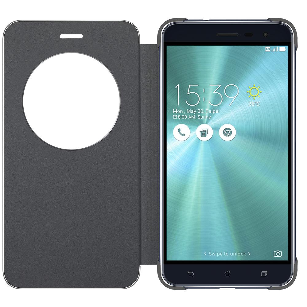 ASUS ZenFone 3 ZE520KL 3G 32G 5.2吋透視皮套