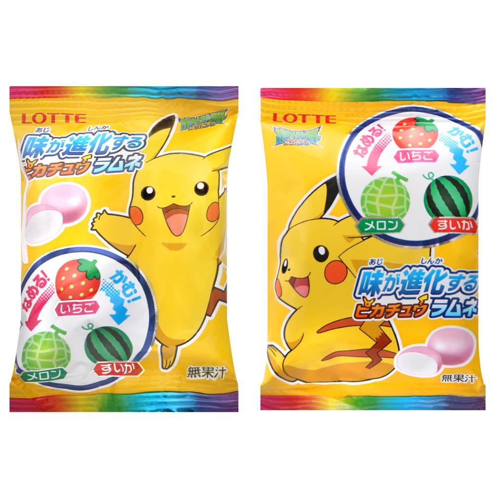 LOTTE 卡通水果糖(16g)