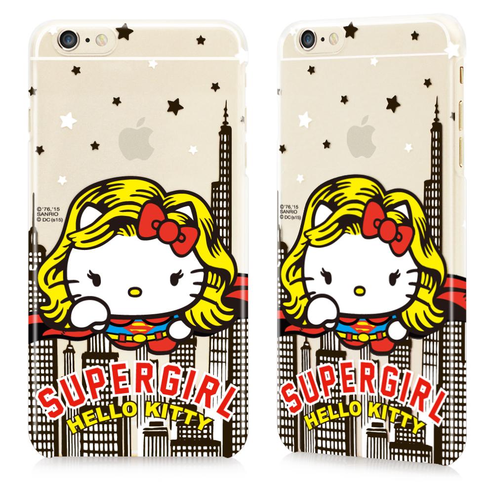 GARMMA Hello Kitty iphone 6 /6s 手機殼-超人聯名款