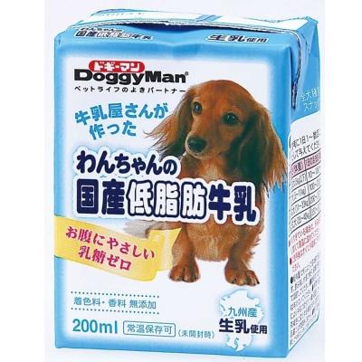 Doggyman 犬用國產低脂牛乳 200ml