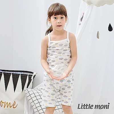 Little moni 家居系列細肩帶背心 (3色可選)