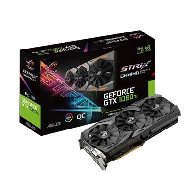 華碩顯示卡 STRIX-GTX1080TI-O11G-GAMING.