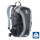 【德國 Deuter】Speed Lite 20L 輕量級透氣登山健行背包_黑/灰