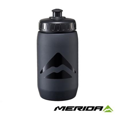 《MERIDA》美利達 自行車水壺500cc 消光黑 2123003046