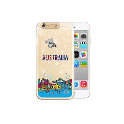 OPENBOX iPhone6/ 6S 爆閃手機殼 旅遊款-澳洲