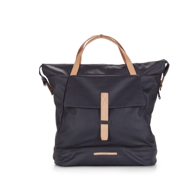 RAWROW-帆布系列-13吋俐落兩用後背包(後背/肩背)-靛藍-RBP550DN