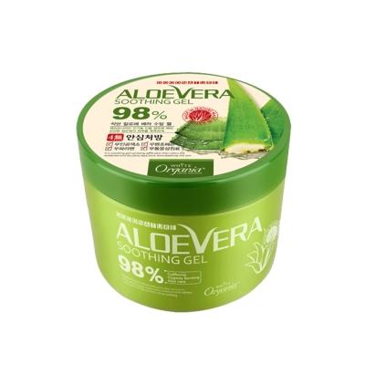 Organia歐格妮亞 蘆薈98%舒緩保濕凝膠500g