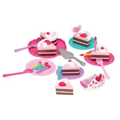 美國【Battat】小公主生日蛋糕_PlayCiRcle系列