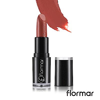 法國Flormar - 奢金搖滾唇膏 #17蜜桃朗姆