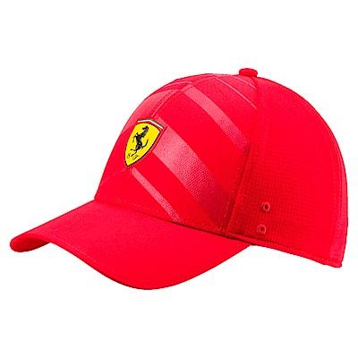 PUMA-男女Ferrari車迷系列棒球帽