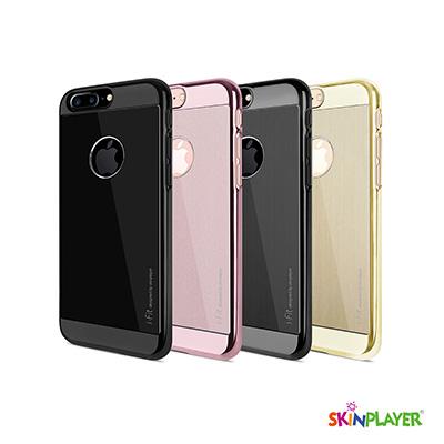 Skinplayer iPhone 8 plus/7 Plus 高質感鋁合金手機保護殼