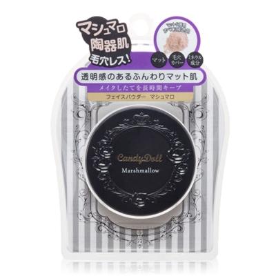 KOJI CandyDoll 混血娃娃棉花糖礦物蜜粉 10 g-陶瓷肌