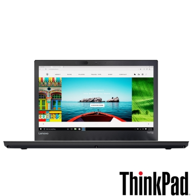 Lenovo ThinkPad T470P 14吋筆電 (Core i7-7700HQ)