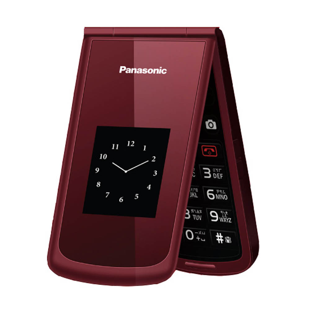國際牌Panasonic VS100雙大畫面2.8吋200萬畫素御守機