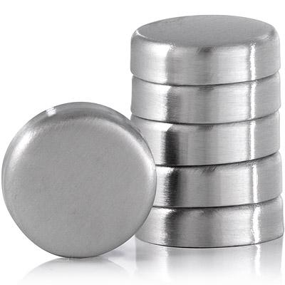 BLOMUS 2.5cm 簡約圓磁鐵(6入)