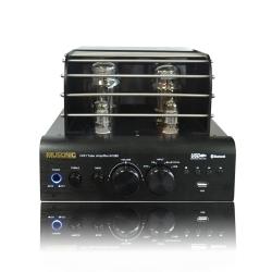 【宇晨MUSONIC】前級真空管藍芽/MP3/USB播放擴大機MU-3100