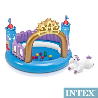 INTEX-公主城堡遊戲球池 (48669)
