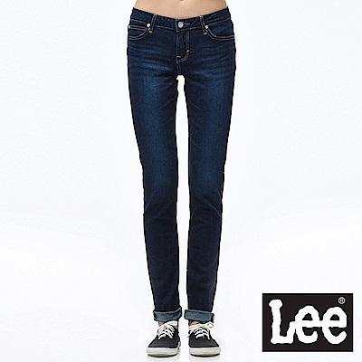 Lee 牛仔褲 418中腰緊身窄管牛仔褲- 女款