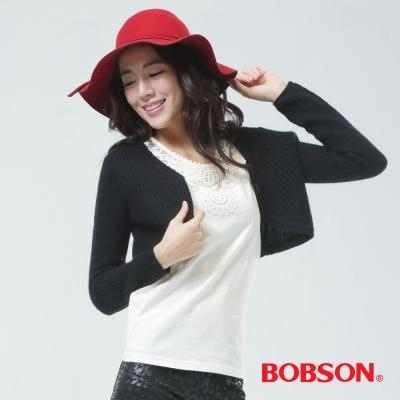 BOBSON 女款毛衣外套