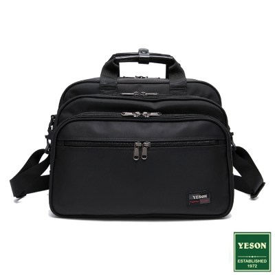 YESON - 台灣YESON商務多隔層大容量公事包