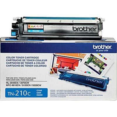 Brother TN-210C 藍色傳真機碳粉