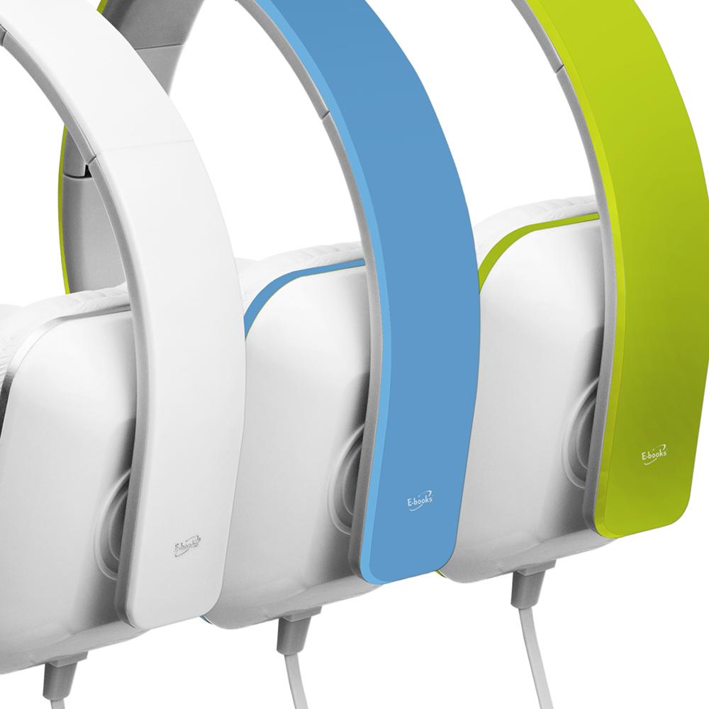 E-books S3 線控接聽頭戴摺疊耳機