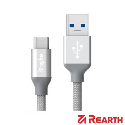 Rearth USB Type C 快速充電傳輸線(1M)