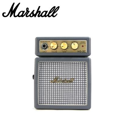 MARSHALL MS2 GRY 吉他小音箱 灰色款