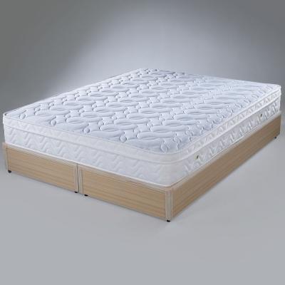 Homelike-麗莎三線記憶膠獨立筒床墊-單人3-5尺