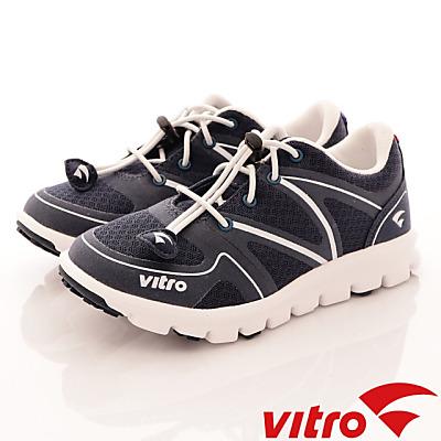 VITRO韓國 BUNGEE 頂級專業運動童鞋 藍