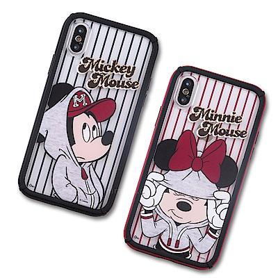 迪士尼│宙斯鎧甲 iPhone X 防摔殼_帽T系列