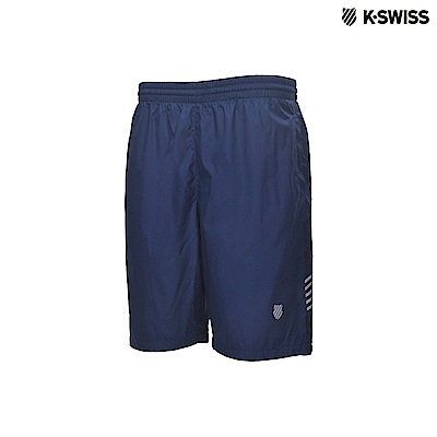 K-Swiss Sports Shorts運動短褲-男-藍