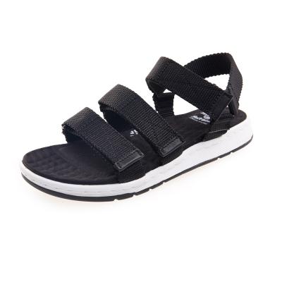 (男) Dr.Martens MALDON 兩條織帶休閒涼鞋*黑色